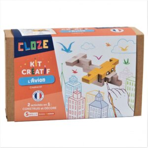 Cloze Avion