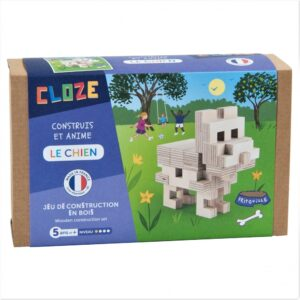 Cloze Chien