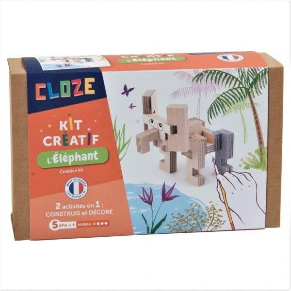 Cloze Elephant