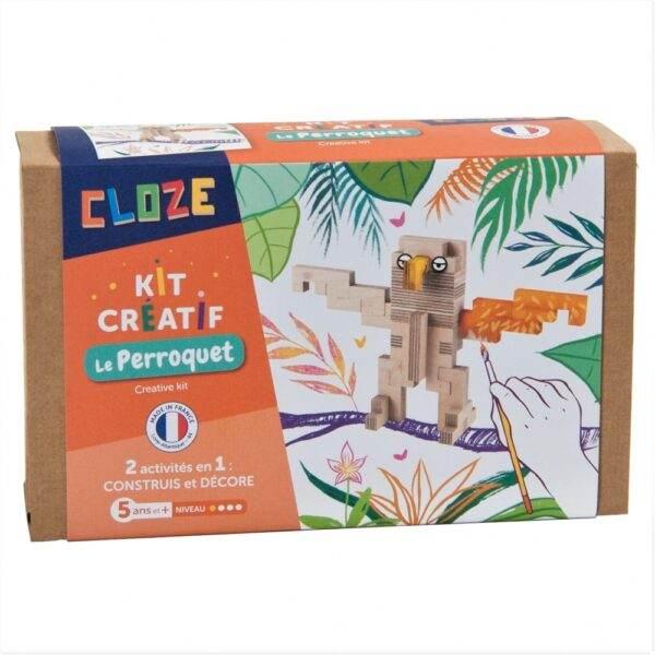 Cloze Perroquet