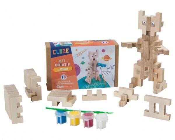 Cloze Robot 3