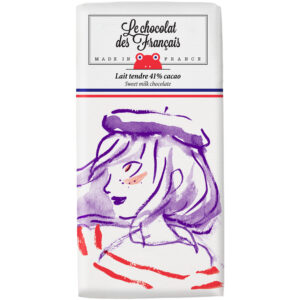 Chocolat Des Français Fille Marin