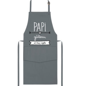 Tablier Papi Gâteau