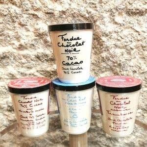 fondues au chocolat gamme