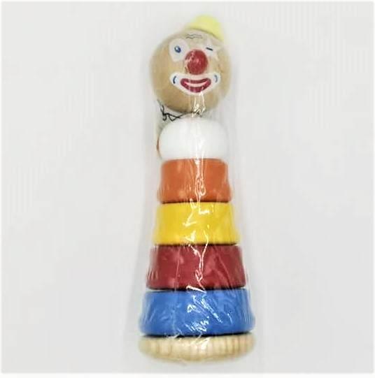 Empilable Clown Paille