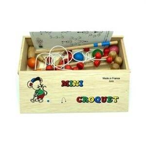 Mini Croquet Composition