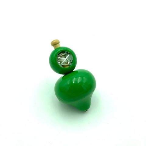 Toupie Pm Vert Foncé