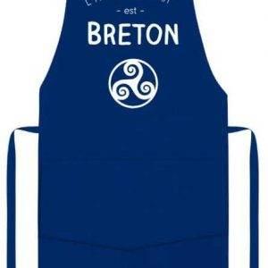 tablier l'homme parfait breton