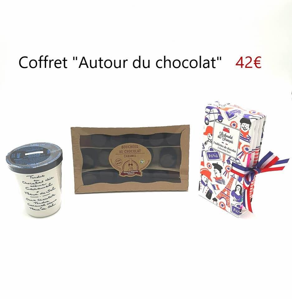 Coffret Atour Du Chocolat B