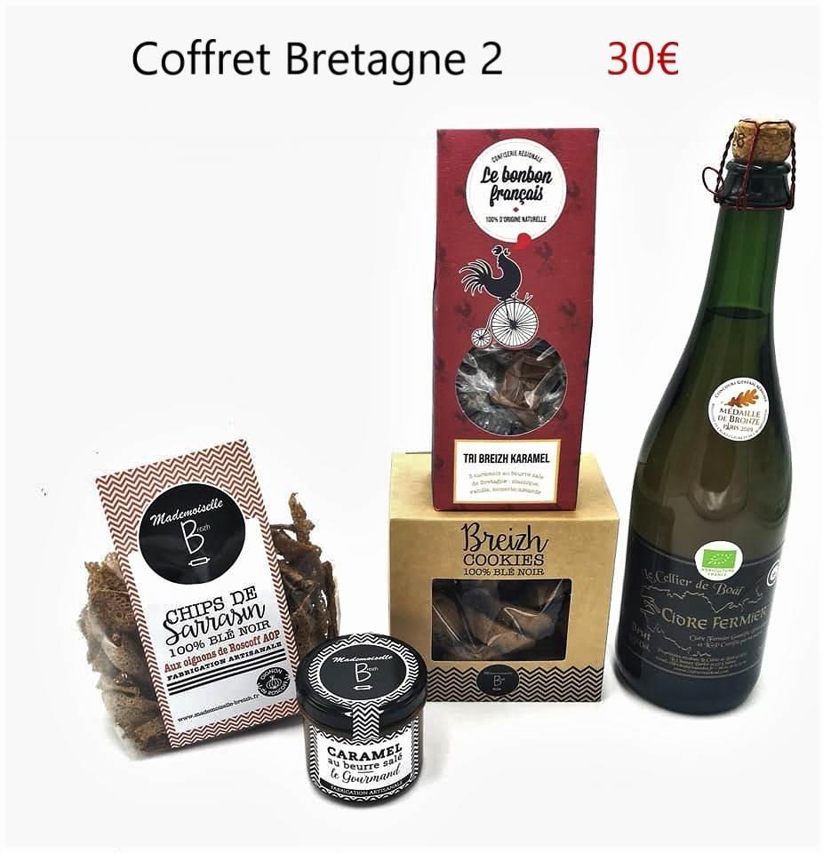 Coffret Bretagne 2b