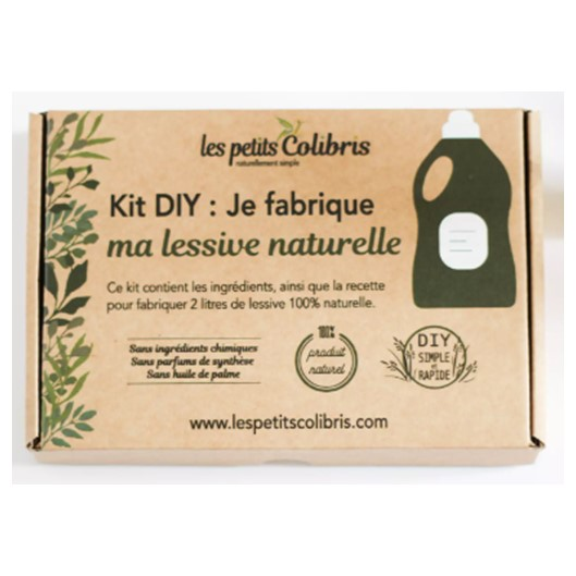 Kit Diy Lessive Naturelle 1