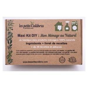 Kit Diy Produits Ménagers 1