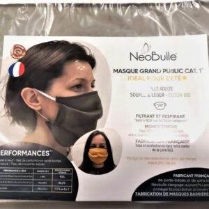 Masques Monocouche Emballage