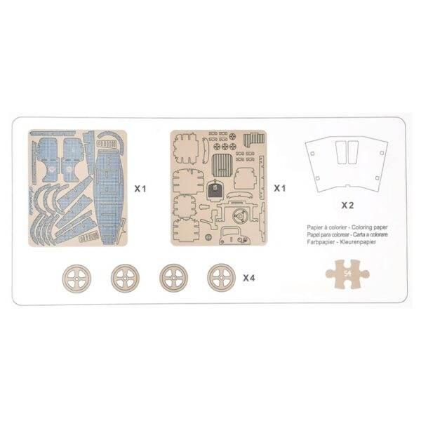 Automobile Composition Kit