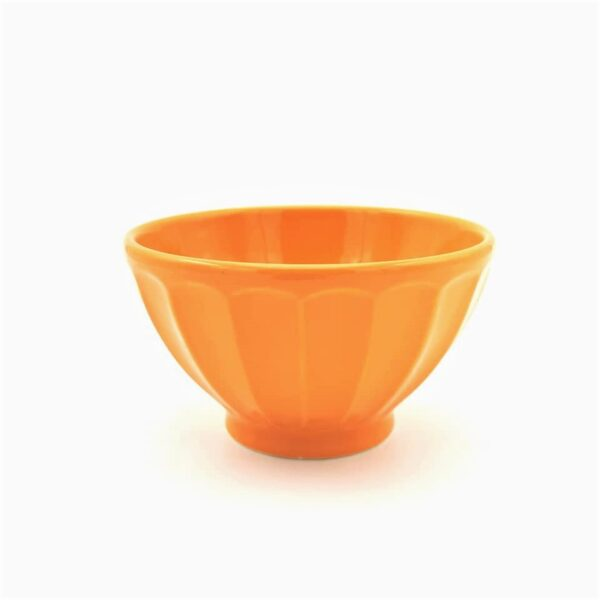 Bol Petit Dej à Côtes Orange