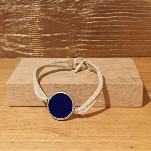 Bracelet Circle Bleu