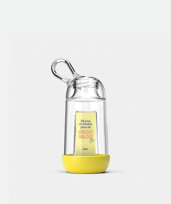 Gourde Gobi 25cl Citron