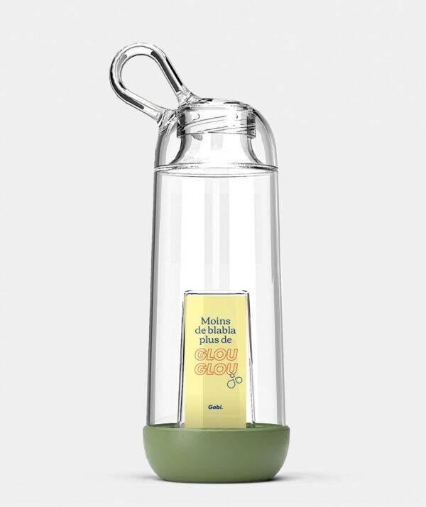 Gourde Gobi 40cl Olive