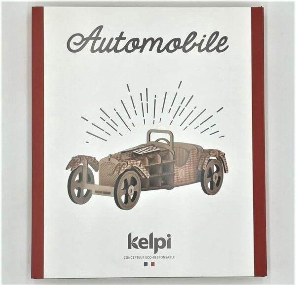 Kelpi Automobile Rouge