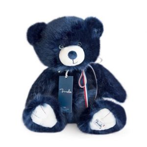mailou l'ours français bleu 1