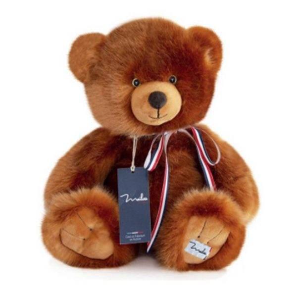 mailou l'ours français caramel 1