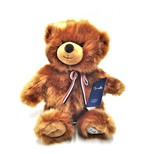 Mailou L'ours Français Caramel