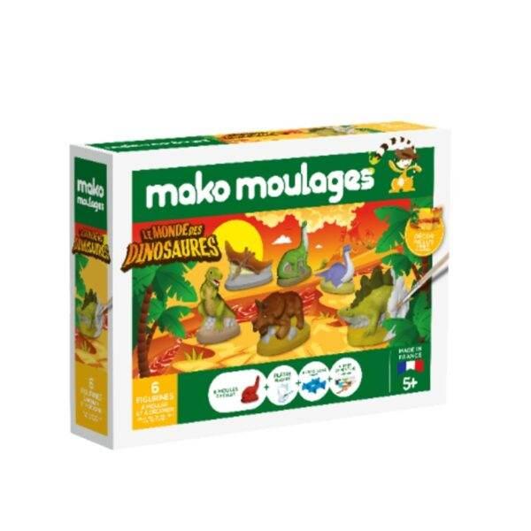 Mako Moulage Dinosaures