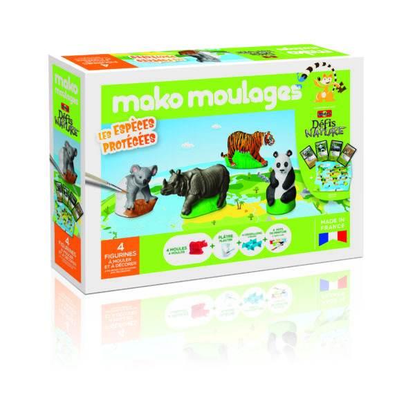Mako Moulage Espèces Protégées