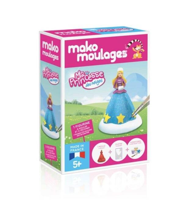 Mako Moulage Princesse Des Neiges
