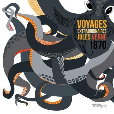 Momo Pepette Jules Verne 20000 Lieues Sous Les Mers