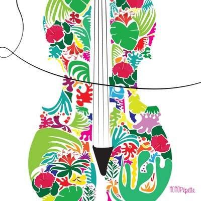 Momo Pepette Violoncelle Pop