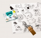 Omy Coloriage Pocket Animals 2
