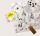 Omy Coloriage Pocket Princesses Et Dragons 2