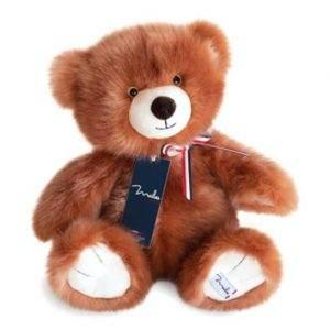 mailou l'ours français marron 1