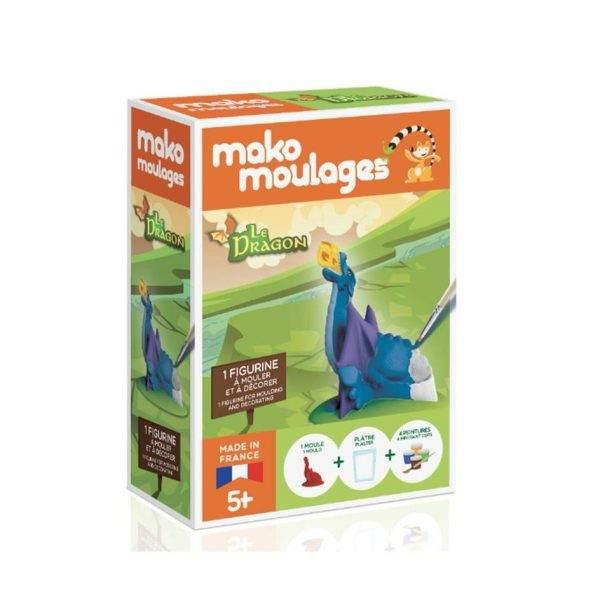 mako moulage dragon