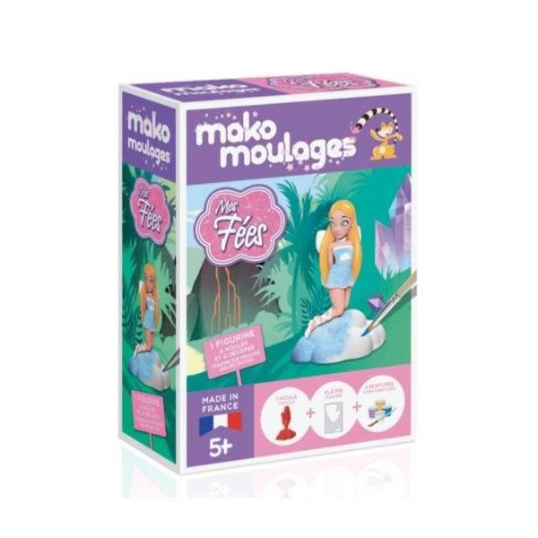 mako moulage fée de l'air