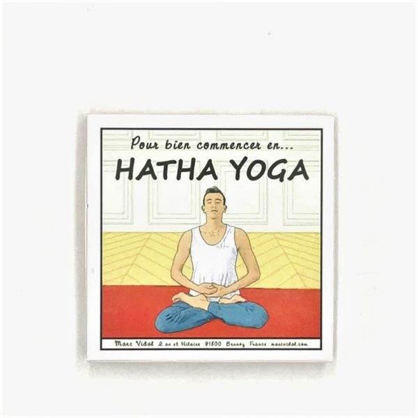marc vidal hatha yoga