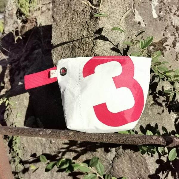 trousse pm voile recyclée 3 rouge 1
